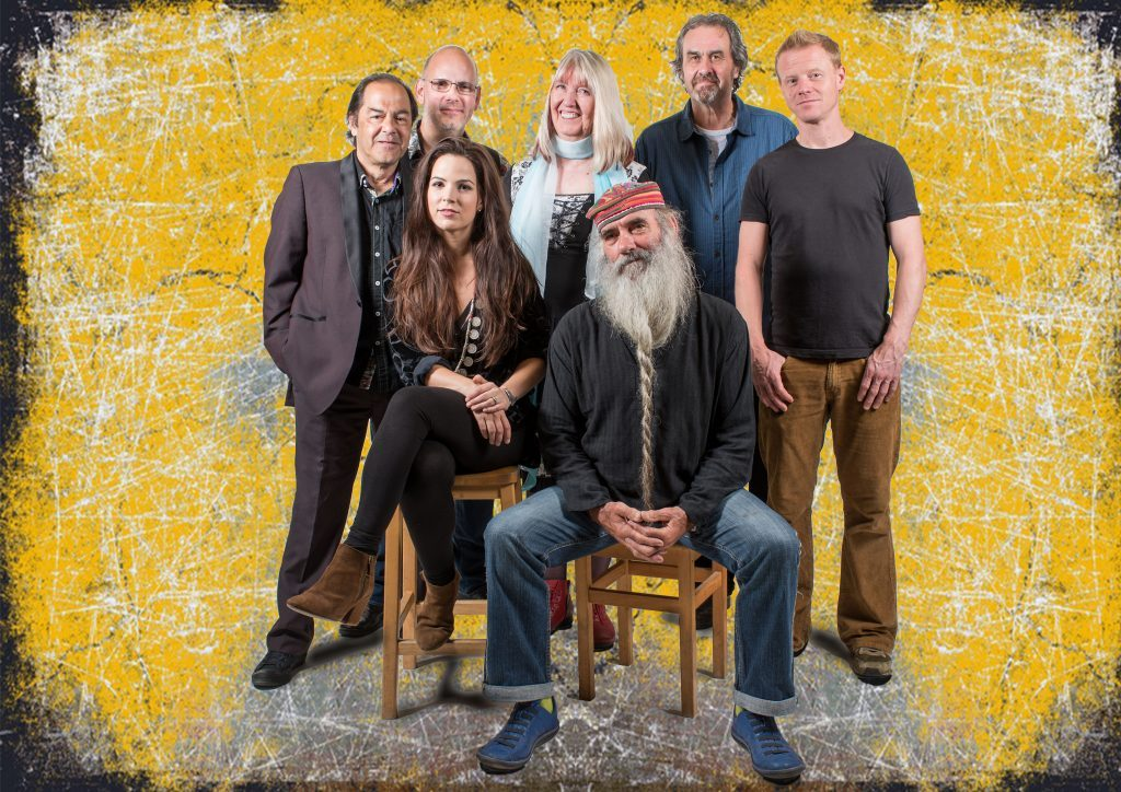 Steelespan are amng the headlibners at this weekend's Shrewsbury Folk Festival.