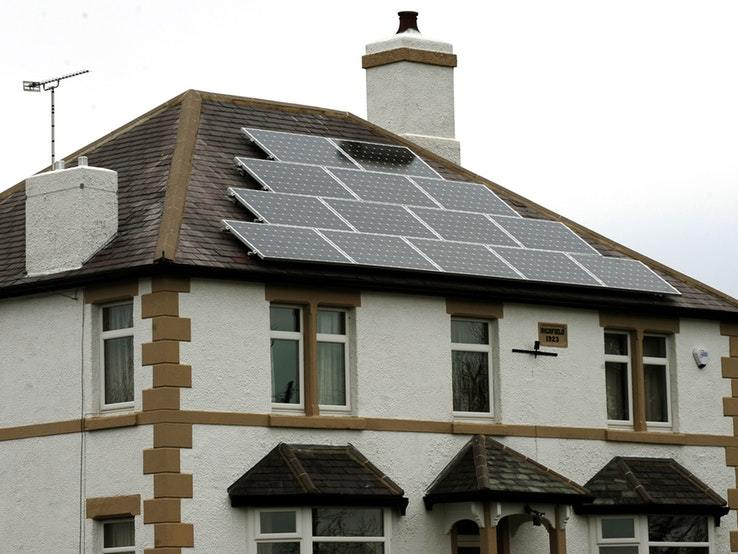 Green energy scheme that benefits thousands in Powys to close.