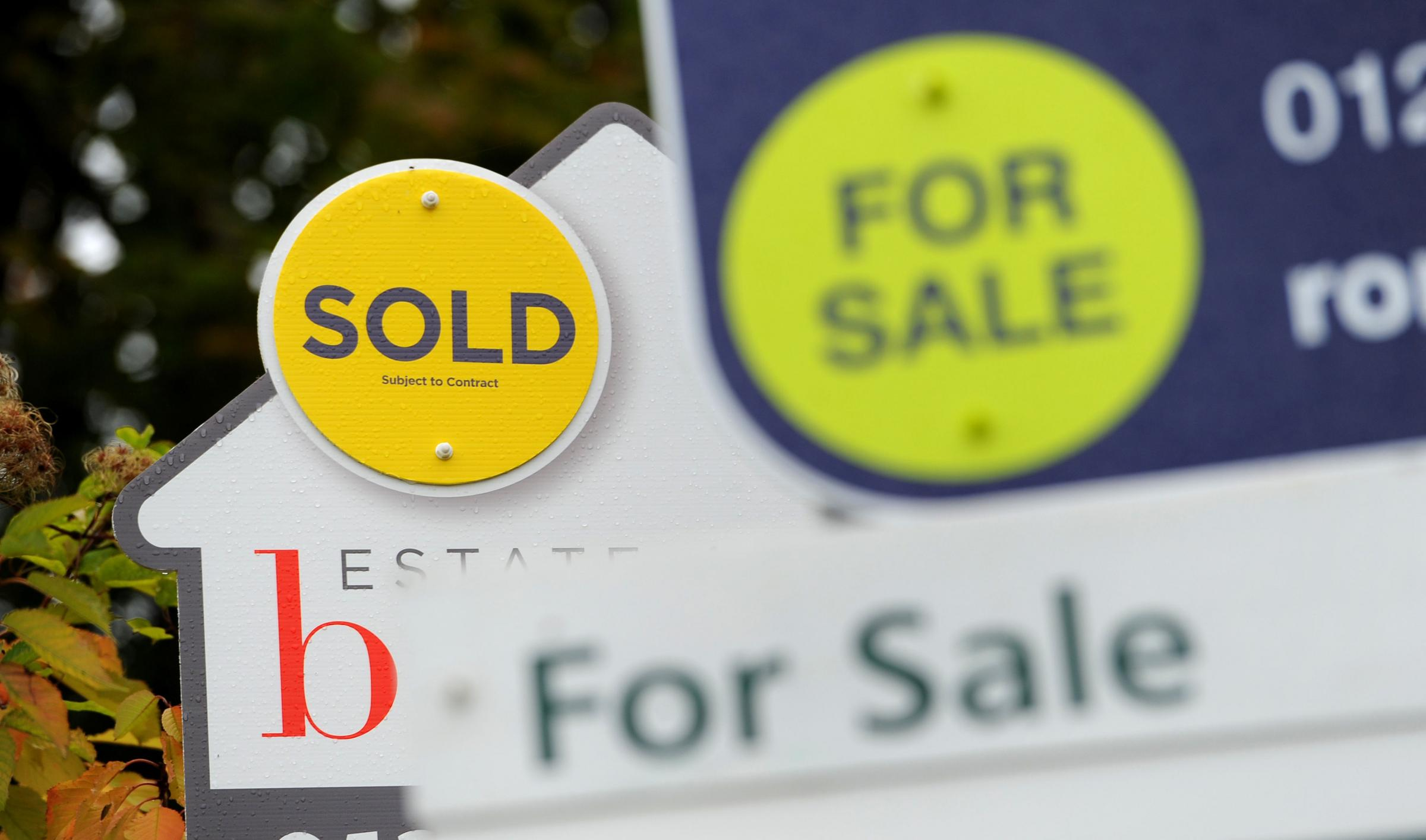 Powys house prices up by 1.7% in September.