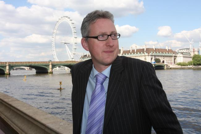 Looking East - Lembit Opik MP. Pic: Phil Blagg/County Times