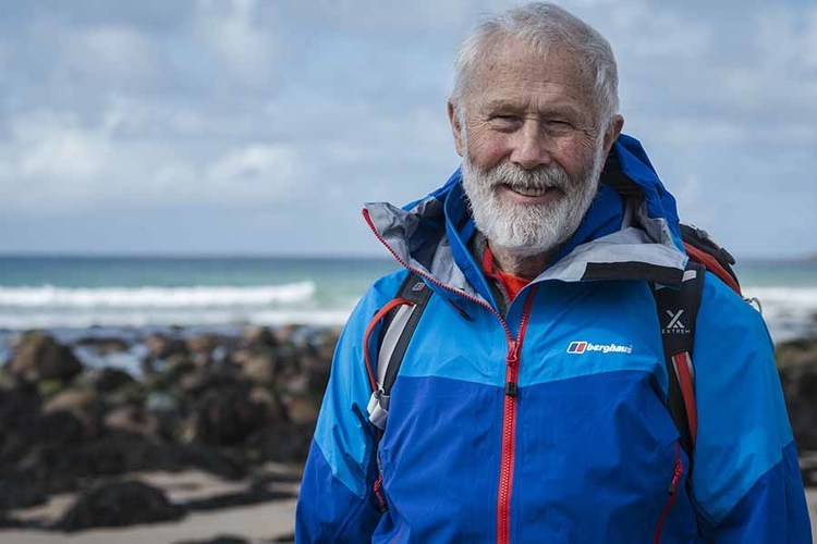 Sir Chris Bonington will be talking about his life when he visits Newtown's Hafren theatre. Picture: Dave Cuthbertson/Cubby Images