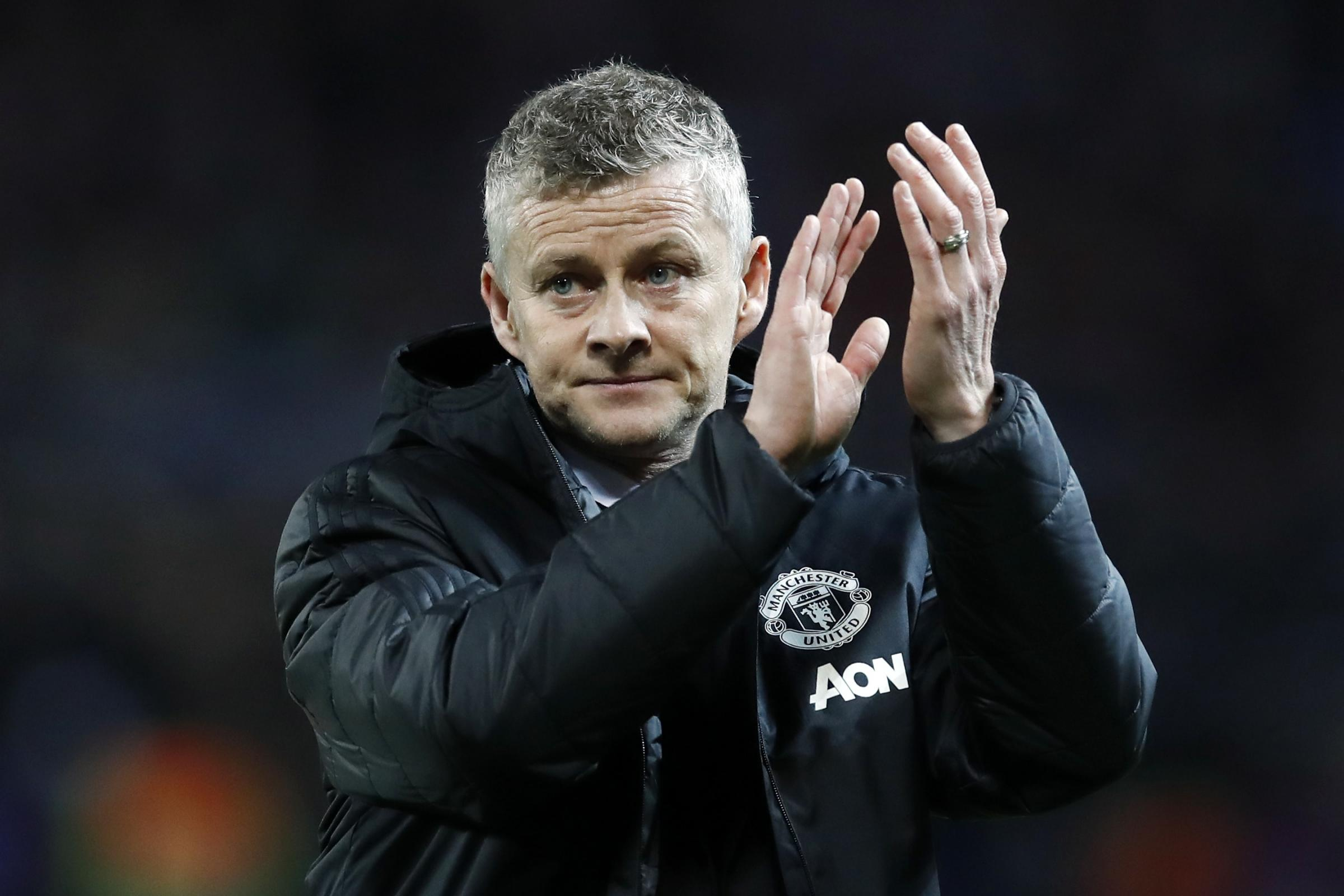 Ole Gunnar Solskjaer won the FA Cup twice as a player with Manchester United (Martin Rickett/PA)