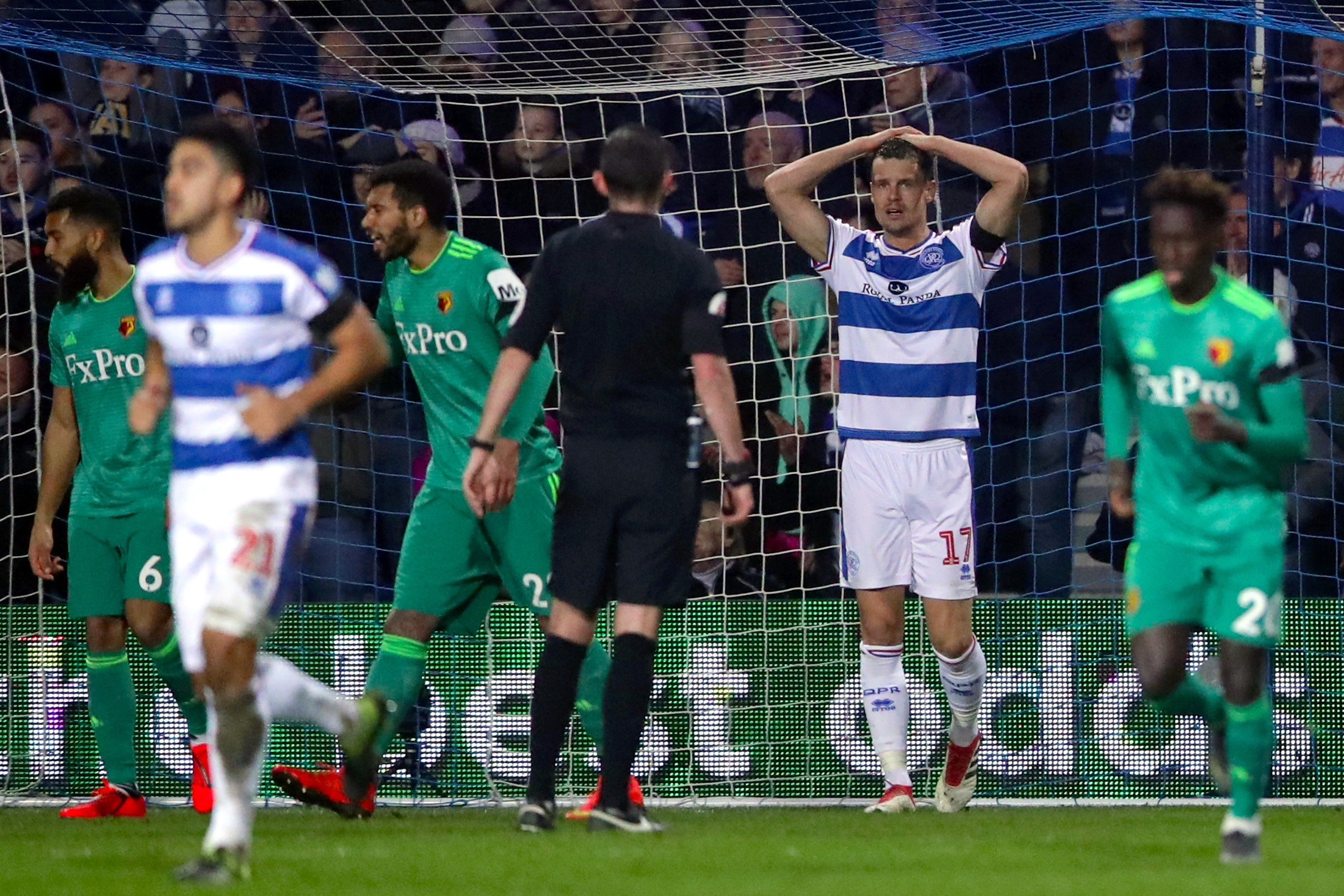 Queens Park Rangers v Watford – FA Cup – Fifth Round – Loftus Road
