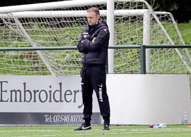 TNS manager Scott Ruscoe. Picture by Brian Jones.