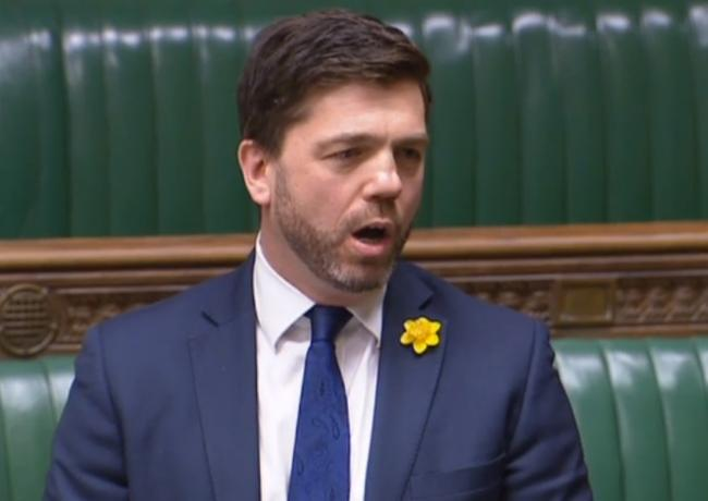 Stephen Crabb MP