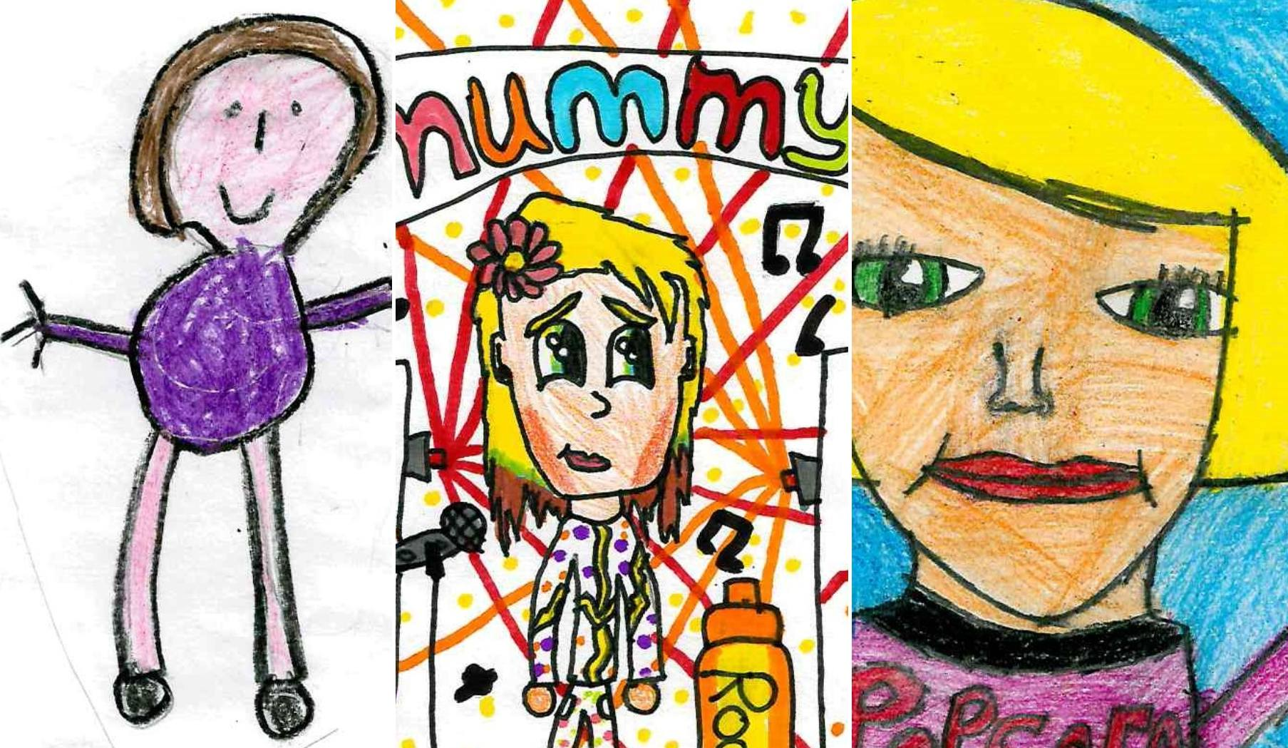 Draw Your Mum 2019: When will your child's picture be published in the County Times?