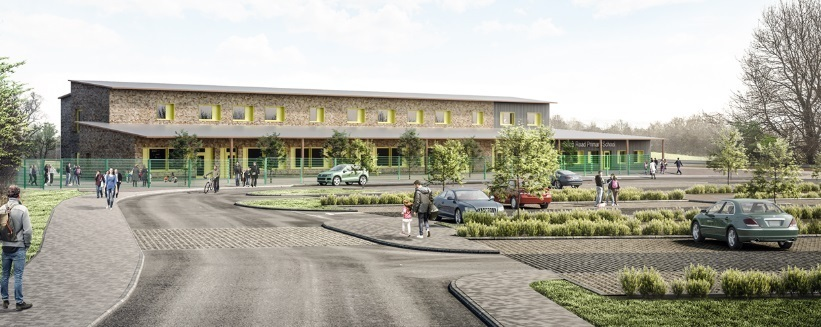 Welshpool school building projects re-contracted