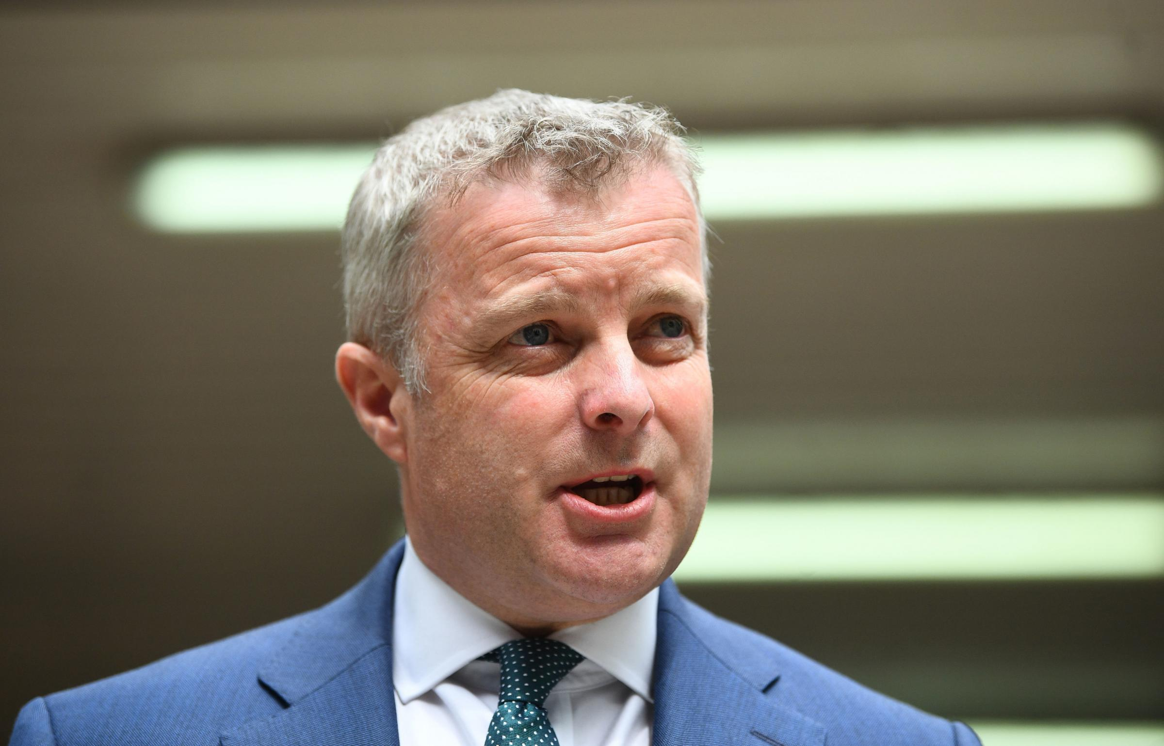 Brecon and Radnorshire MP Chris Davies apologises after being sentenced