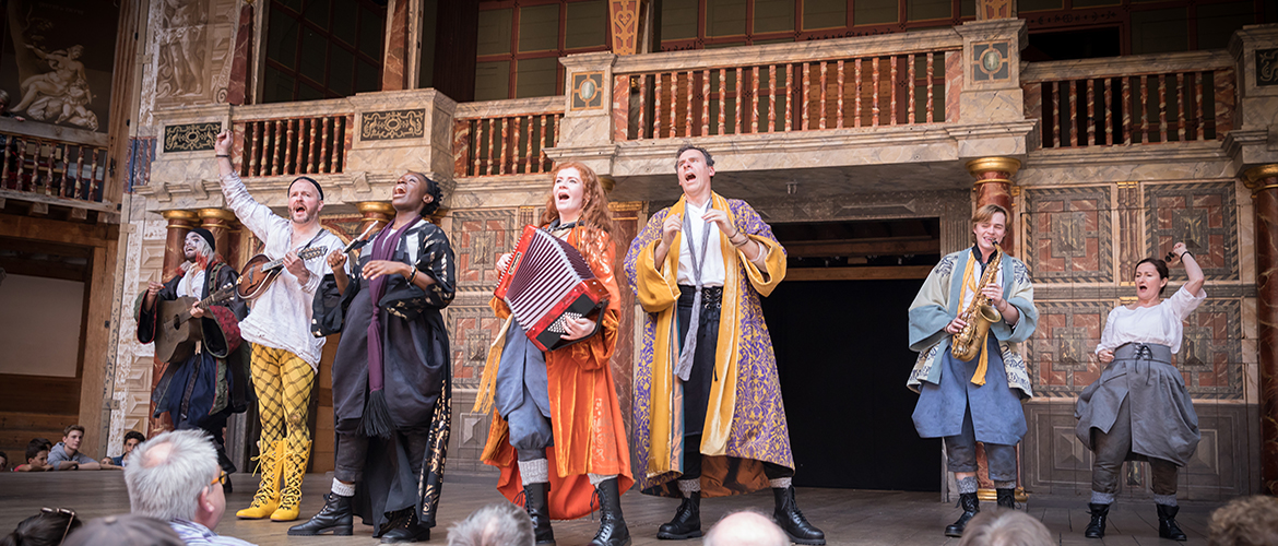 Shakespeares Globe on Tour