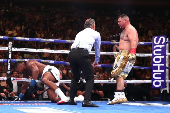 Clarke defends trainer McCracken after Joshua's shock defeat