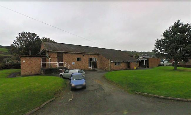 Llanidloes Community Centre. (Picture: Google Streetview)