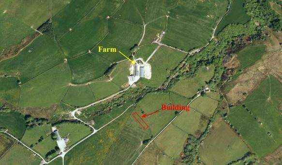 A planning application has been submitted to build a 32k chicken farm at Blaen Glyn near Llangurig.