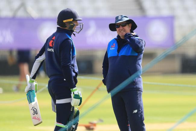 England coach Trevor Bayliss expects Jos Buttler to be fine.